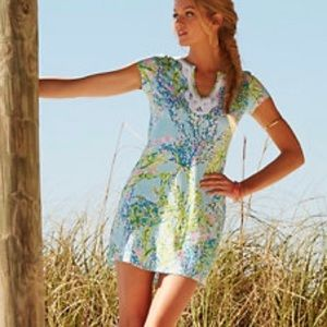 Lilly Pulitzer Brewster T-shirt Dress XS